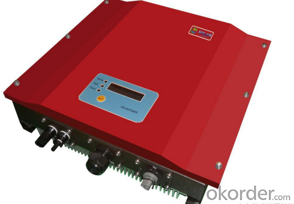 Single Phase Inverter Second Generation 3.0k Solar Inverter made in China