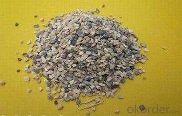 refractory grade size 1-3mm calcined  bauxite