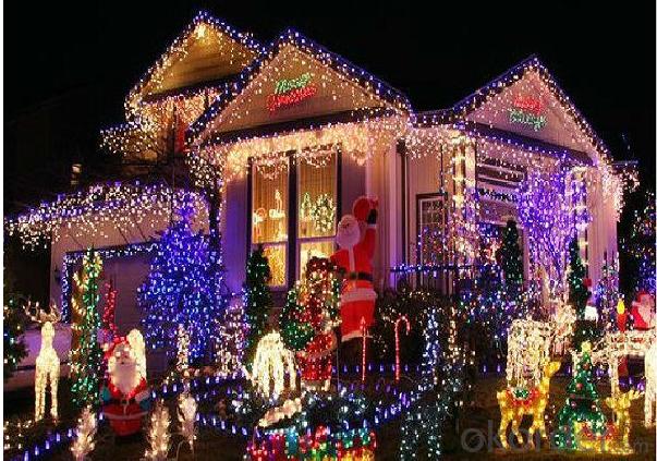 Led Fairy Light Flower Shape/ Led String Light/Holiday Light