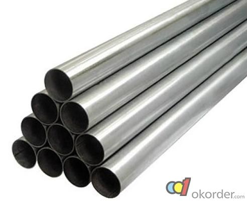 Seamless Steel Pipe P22  made in China
