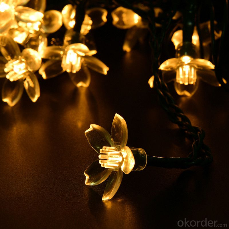 Sakura Led Lighting String Manufacturers With Cheap Price