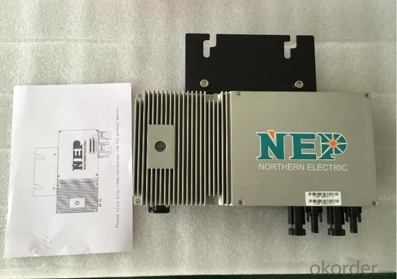 High efficiency ON grid tie Micro-Inverter BDM-300*2