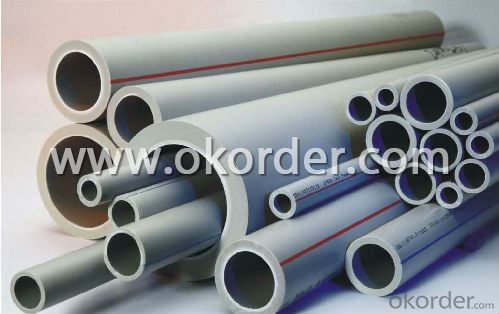 PPR Plastic Pipe China Professional Pipe Supplier