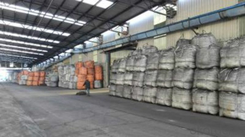 Calcined Pitch Coke for Steel-Making company