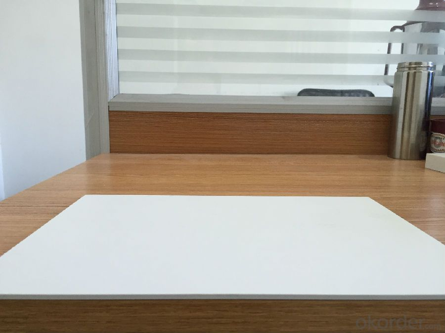 PVC  Foam Board For Wall Cladding and Decoration Shelf