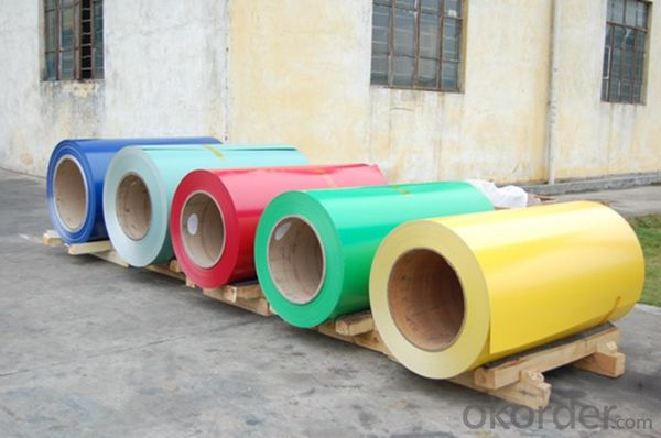 Color Coating Aluminum Coil for Building