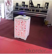 Heat Insulation High Density PVC Foam Board