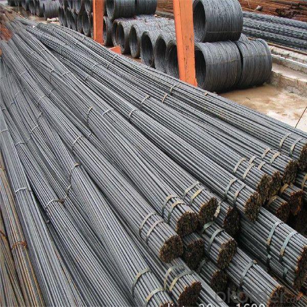 TMT Reinforcing steel rebar Building Material