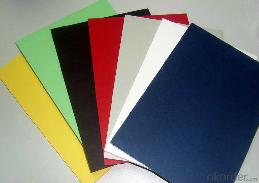 high density China manufacturer best price hard surface celuka foam sheet pvc
