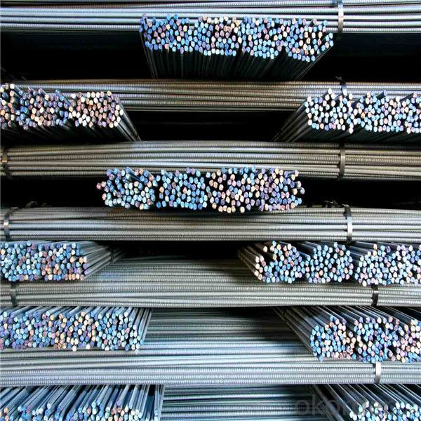 Reinforcing Steel Rebar BS4449 ASTM A615 DCL