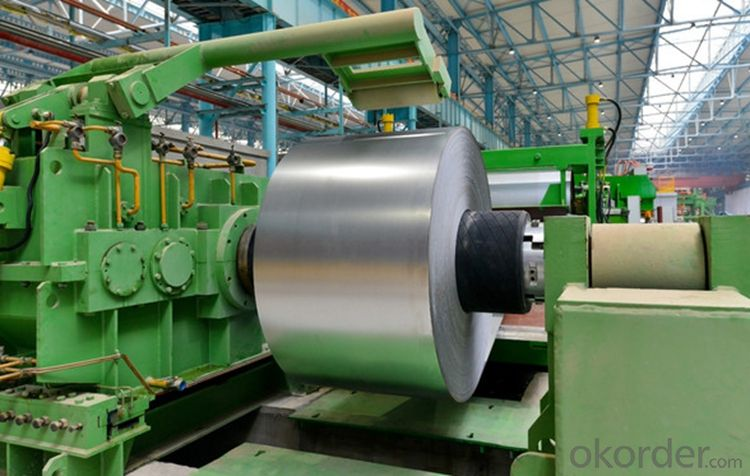 Stainless Steel Hot Rolled Steel Coils NO.1 Finish Made in China