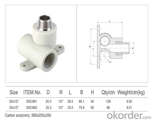 Buy ppr elbow and fittings of industrial application price