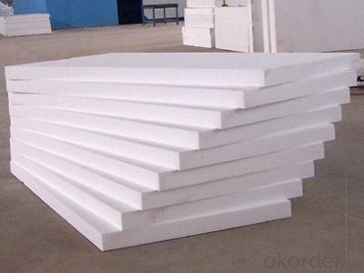 25mm White PVC Foam Skirting Board/Sheet