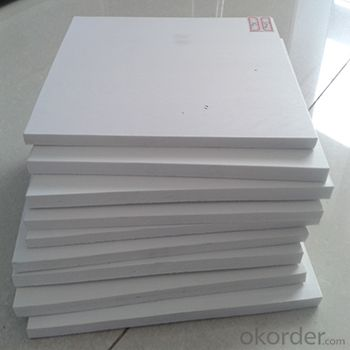 PVC Celuka Foam Board with Different Density Thickness Size