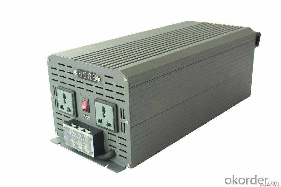 22000W Pure Sine Wave DC to AC Power Inverter with Charger