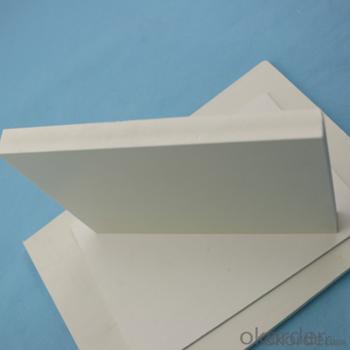 PVC Foam Board Corrosion resistance of high-grade decorative materials  elongation at break 10%