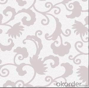 Modern Grade 3 Glitter Fabric Wallpaper Made In China