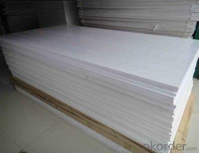 pvc foam board, pvc free foam board, building materials