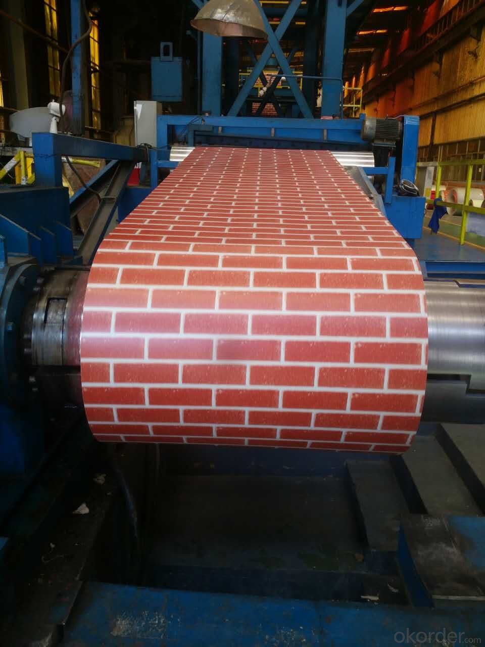prepainted hot dipped galvanized steel coils