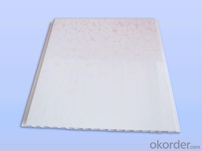 3mm hard pvc forex board /PVC extrusion profile hard plastic board