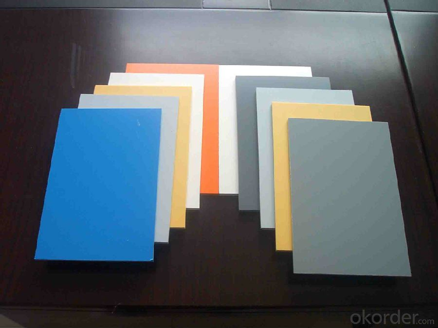 high density PVC foam sheet / PVC rigid board/ forex PVC board