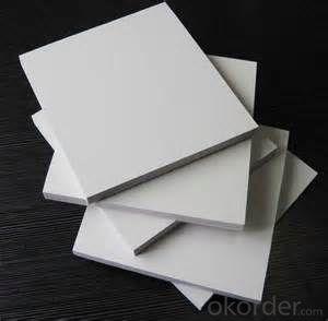 PVC Foam Board Sintra Sheet Forex Sign Kt Foam Board