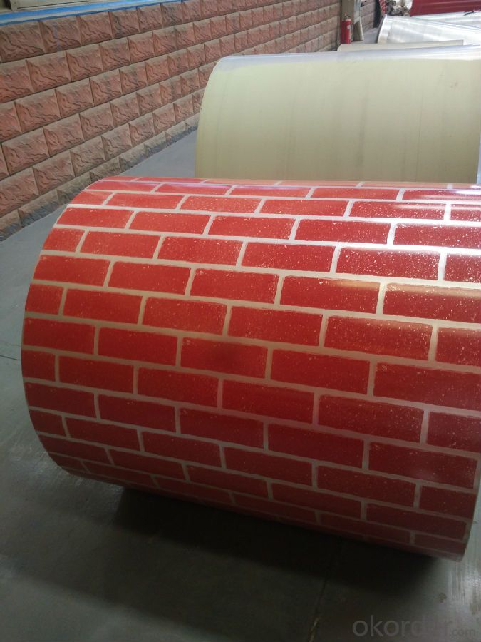 PPGI Steel coils factory Prepainted color steel coil for roof