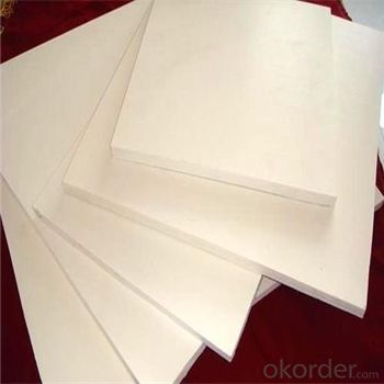 PVC Foam Plate White 4'*8' 6mm Lead Free Colorful