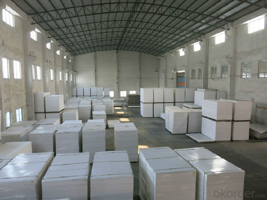 PVC Extruded Polystyrene Thermal Insulation Board