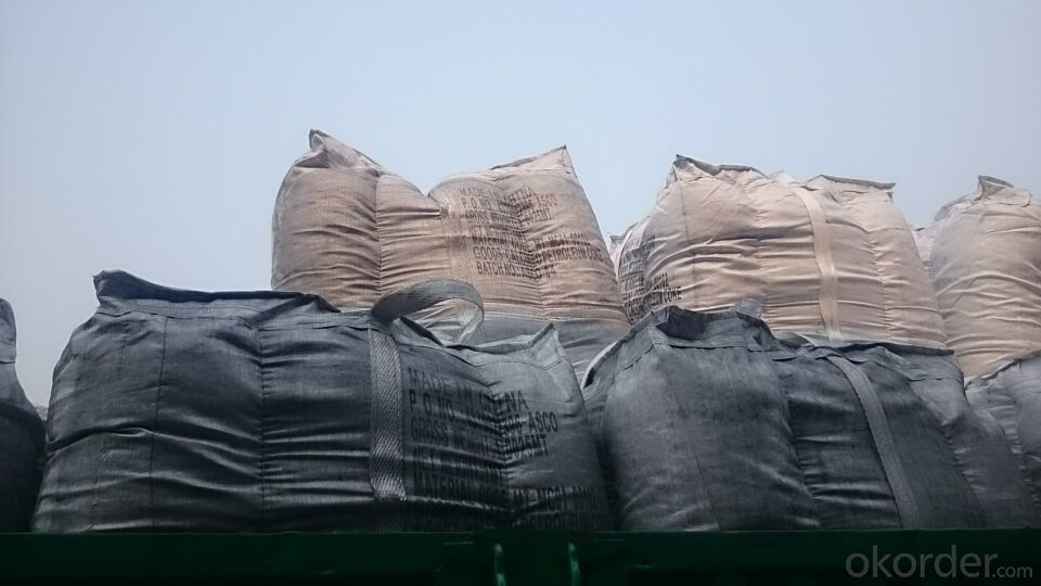 Used in EAF as Charge Coke for Steel Mills Raw Materials