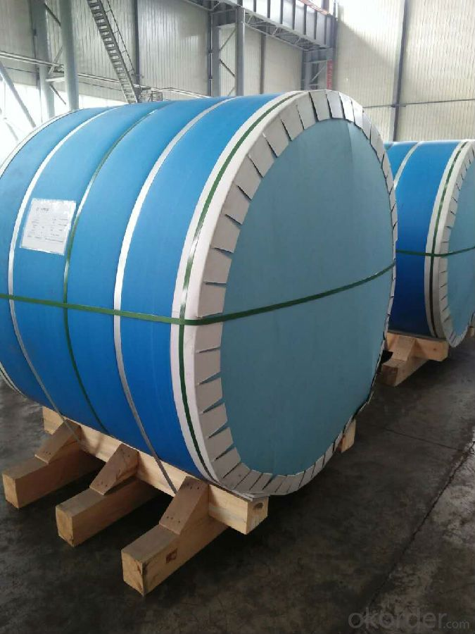 Color Coated Aluminium Roll For Construction Decoration