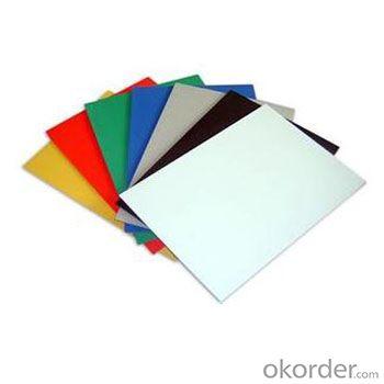 Plastic Printing PVC Foam Board Sign/PVC Sintra Board/PVC Forex