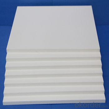2016 hot sale white waterproof plastic pvc foam board for furniture and construction