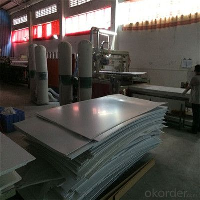 2016 New Product High Density laminated Pvc Board In China