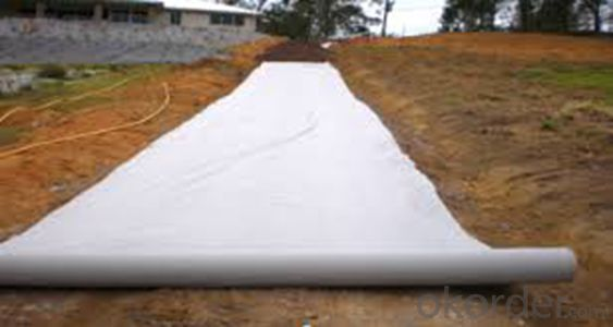 Polypropylene Hydrophilic Non-woven Geotextile Fabric