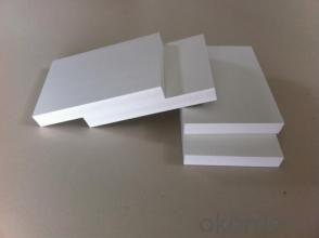 5mm Classic White Foam PVC Sheet | Foam PVC Sheet