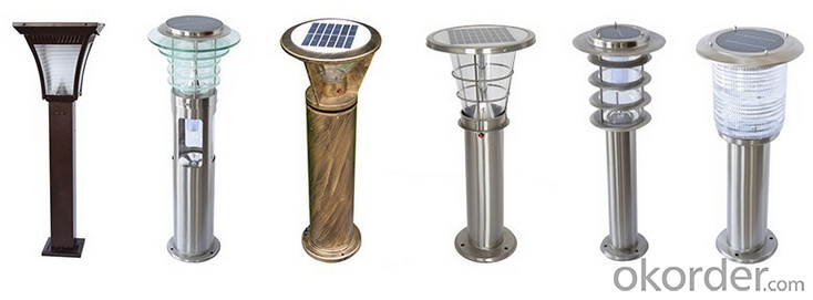 Modern Design Outdoor Garden Solar Pathway Light