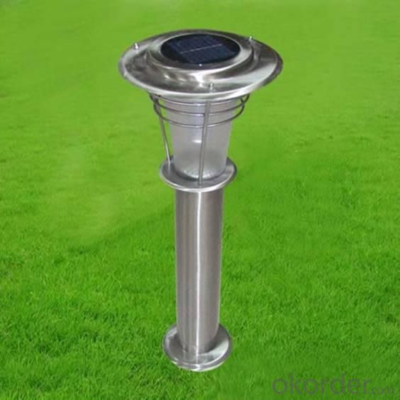 Solar Garden Light Solar Lawn Light with Motion Senser Hot Sell