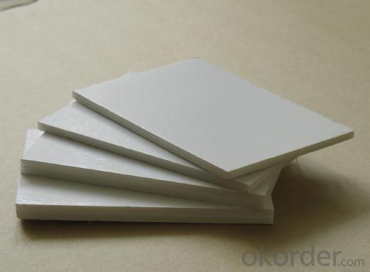 Decorative carving hard plastic sheet PVC foam board for construction