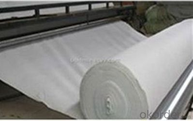 Non-woven Geotextile  with Short Fiber Needle-punched