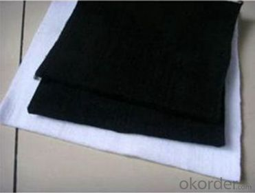 Non Woven Geotextile With Light Weight Compounding Silk in China