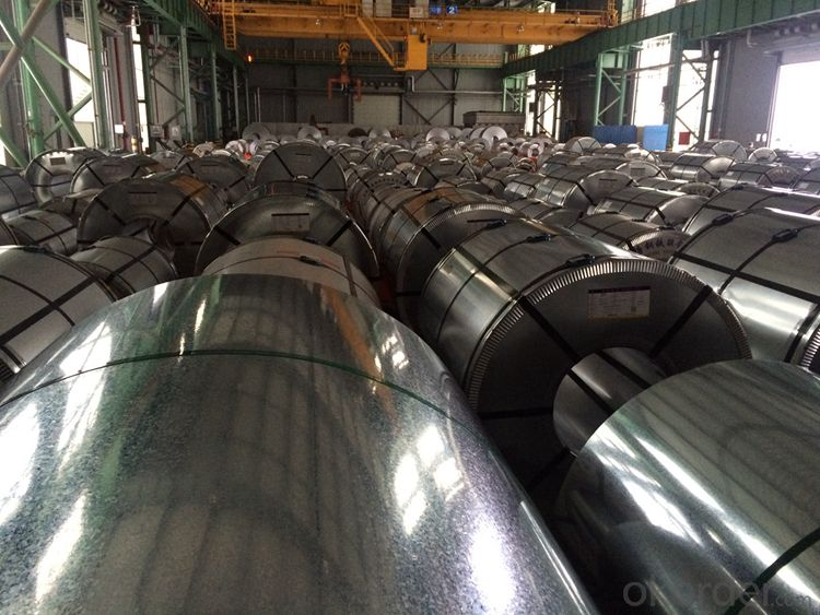 China DX51D Z100 Z275 Prime Hot Dipped Prepaint Galvanized Steel Coil Price