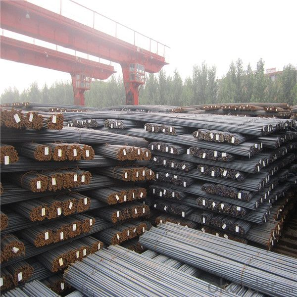 Steel rebar with short delivery time and quality certificate