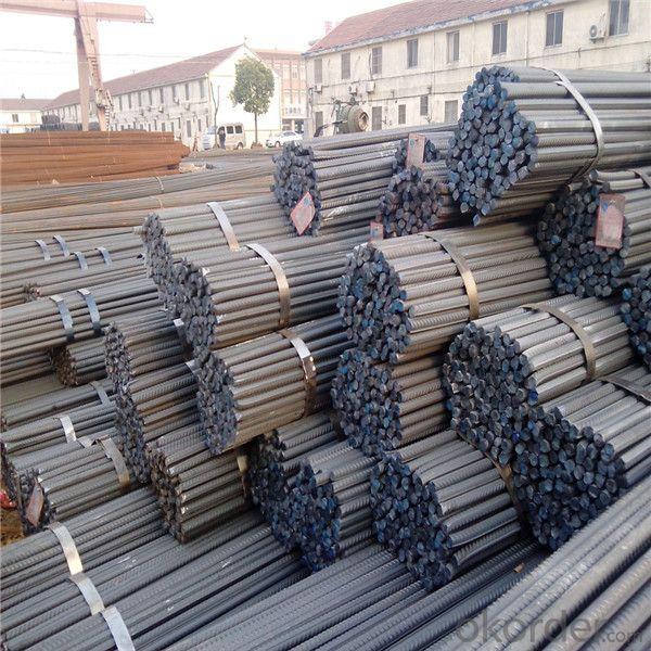 Steel rebar manufacturer supply deformed steel rebar