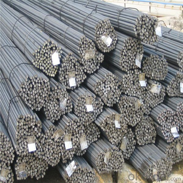 Metallic material steel rebar for construction concrete for building metal