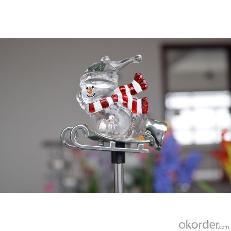 New Design Led Solar Decorative Light for Garden Christmas Tree