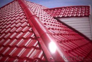 Resin tile excellent impact resistance low temperature anti load performance