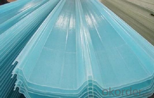 Stable Performance of Resin Tile, Waterproof