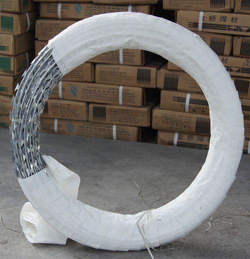 Galvanized Razor Wire with Factory Price