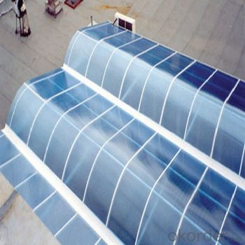 Buy Polycarbonate Roofing Sheet Ultraviolet Resistance